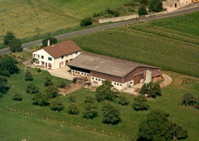 La ferme dans les années 1980